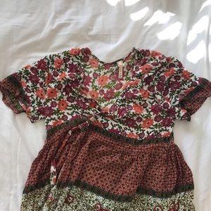 RAGA wrap dress